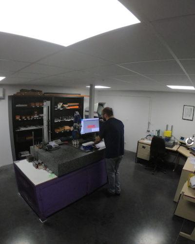 laboratoire métrologie